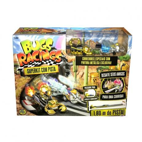 Super Pista Superkit Bugs Racings Dtc 5062 Kidz World