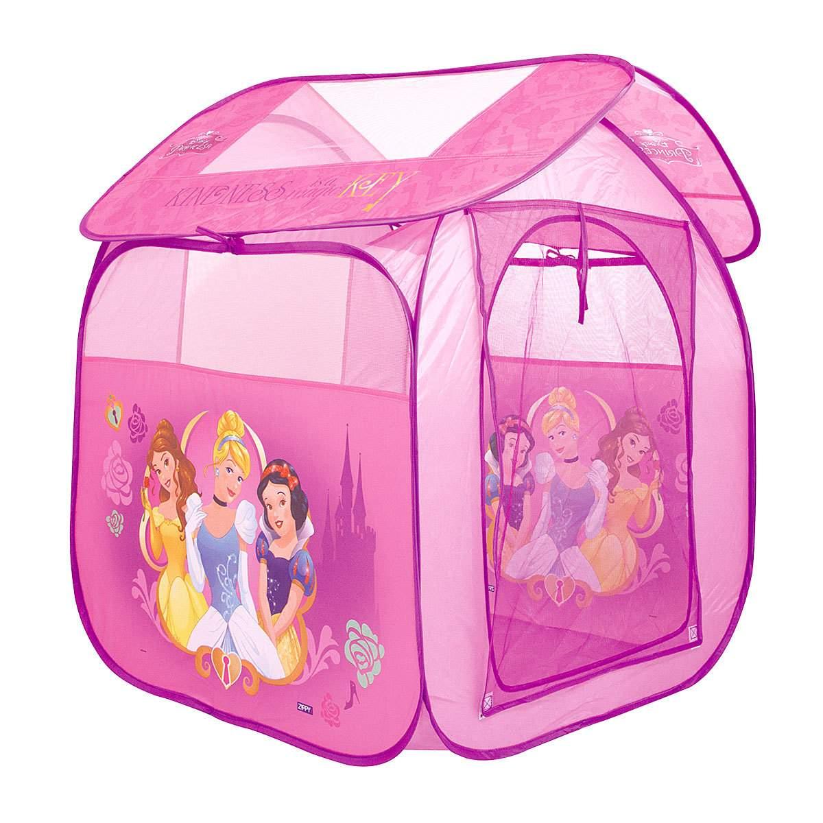 Tenda Barraca Infantil Casa Das Princesas Rosa - Zippy Toys 3864