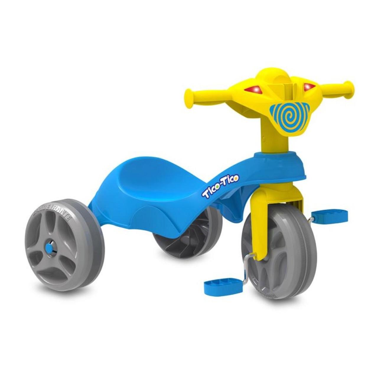 Triciclo Tico - Tico Club Azul - Bandeirante 684