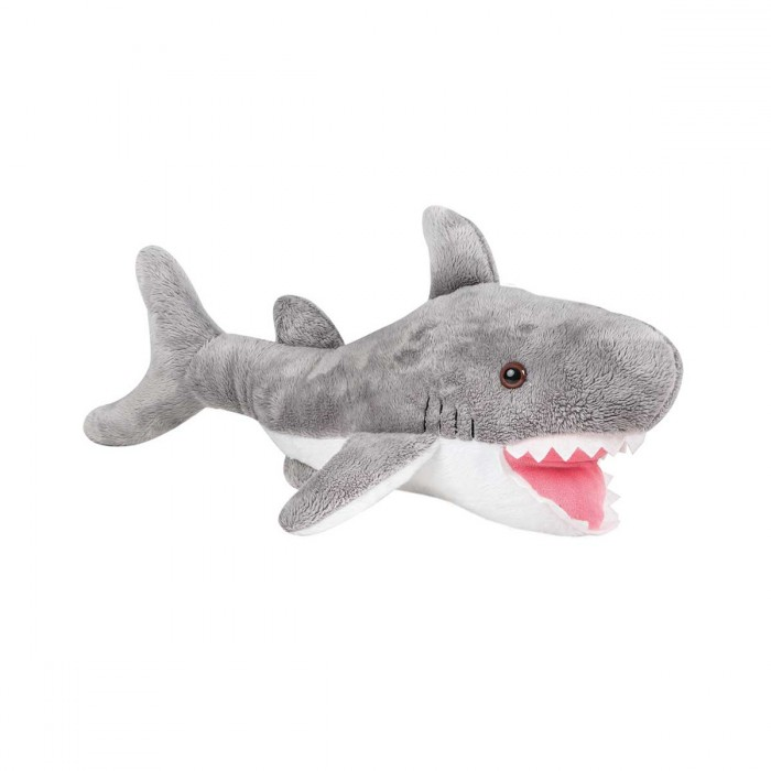 Tubarão Marinho de Pelúcia 17cm - Mury Baby 640