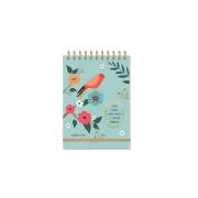 Caderno de Ideias Pássaros Fina Ideia