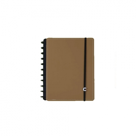 Caderno Inteligente Caramelo