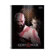 Caderno Universitário 16 Matérias GOW