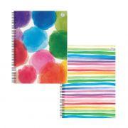 Caderno Universitário 1 Matéria Colors