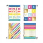Caderno Universitário Be Nice Tilibra 10 Matérias
