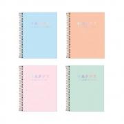 Caderno Universitário Happy Tilibra 12 Matérias