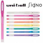 Caneta Gel Uni-Ball Signo Angelic Colour
