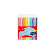Canetas Brush Pastel Duo Molin
