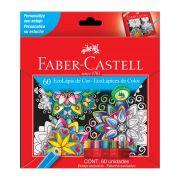 EcoLápis de Cor Faber Castell 60 Cores