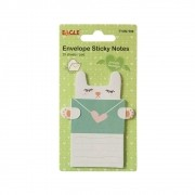 Envelopes Sticky Notes Gato B Eagle TYSN7398