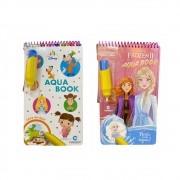 Livro Infantil Aqua Book