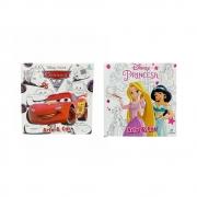 Livro Infantil p/ Colorir Arte e Cor Disney Culturama