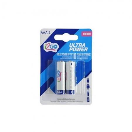 Pilha I2GO AAA Ultra Power