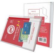 Protetor 2 em 1 CNH/ Cartão