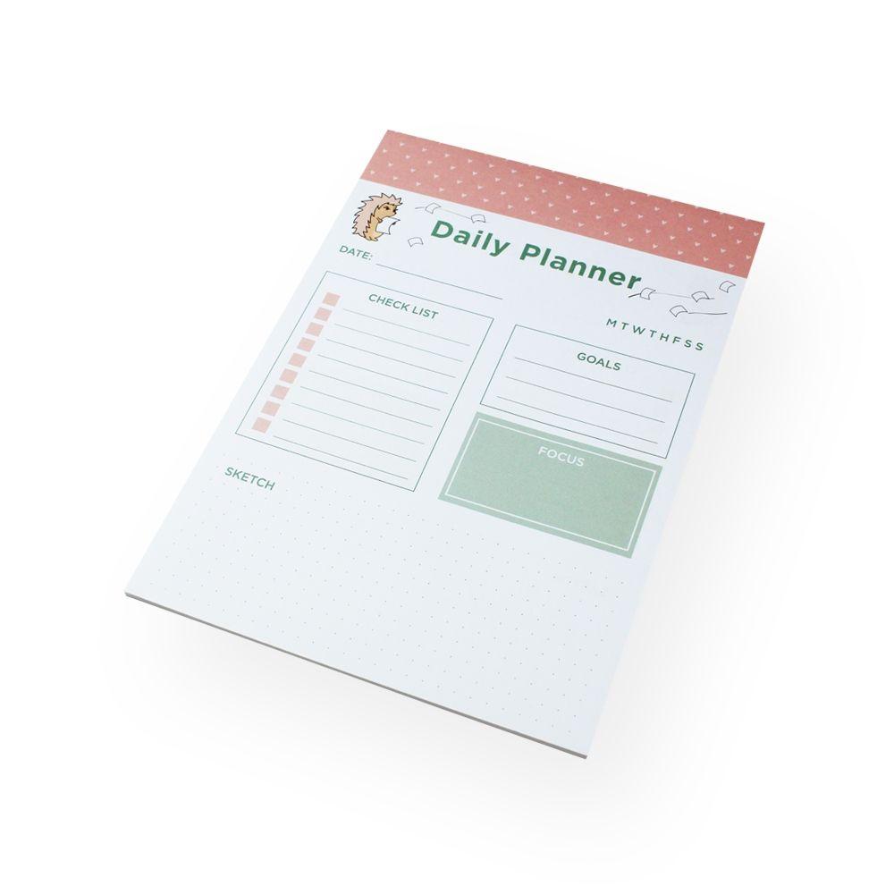 Bloco Daily Planner Ótima Riccio A5