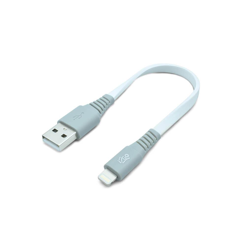 Cabo Lightning I2GO p/IPhone 20cm  - Papel Pautado