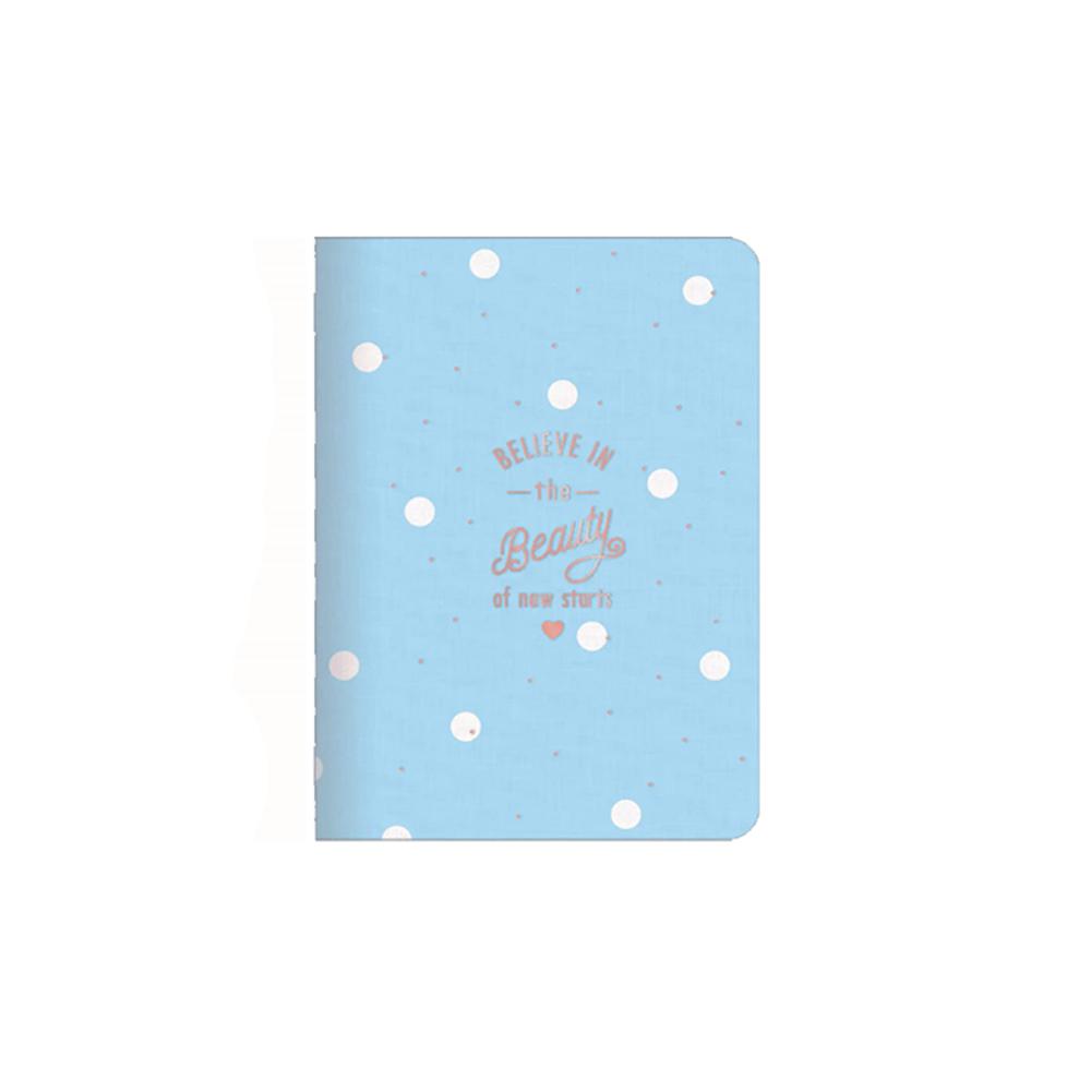 Caderneta Grampeada Soho Tilibra 32 Folhas  - Papel Pautado