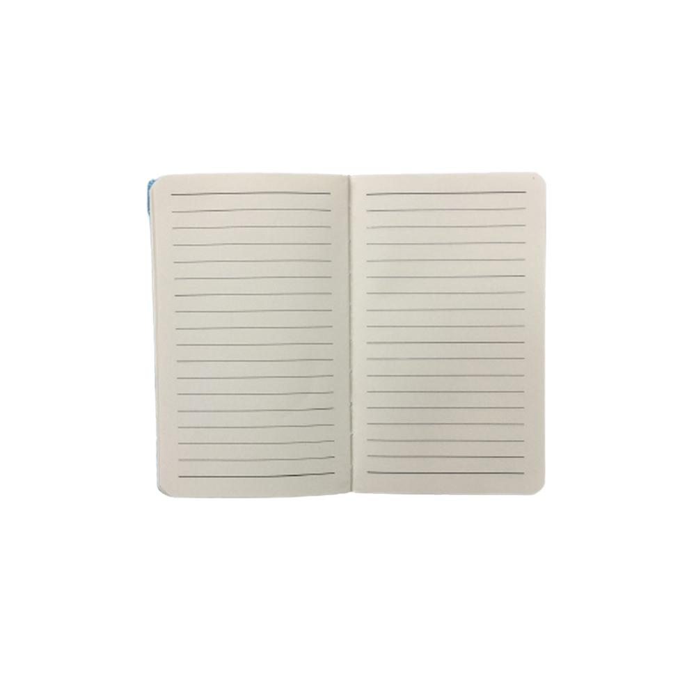 Caderneta Holográfica  - Papel Pautado