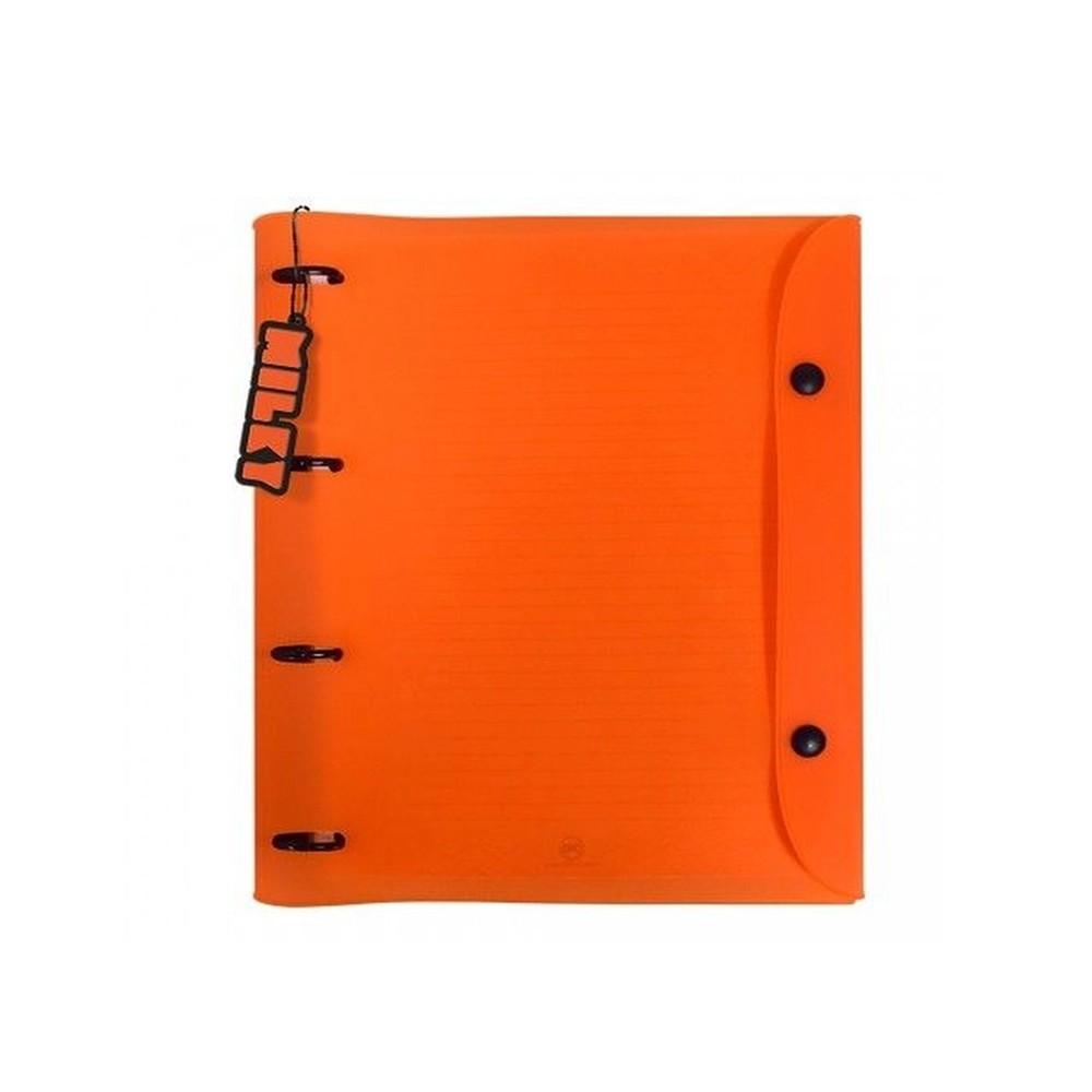 Caderno Argolado Milky Dac Universitário  - Papel Pautado
