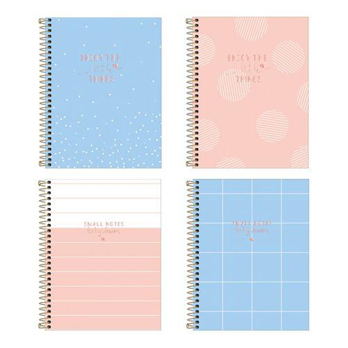 Caderno Colegial Soho 10 Matérias