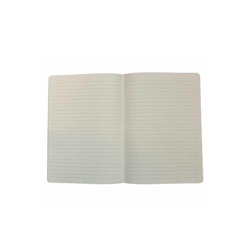 Caderno Costurado Cute  - Papel Pautado