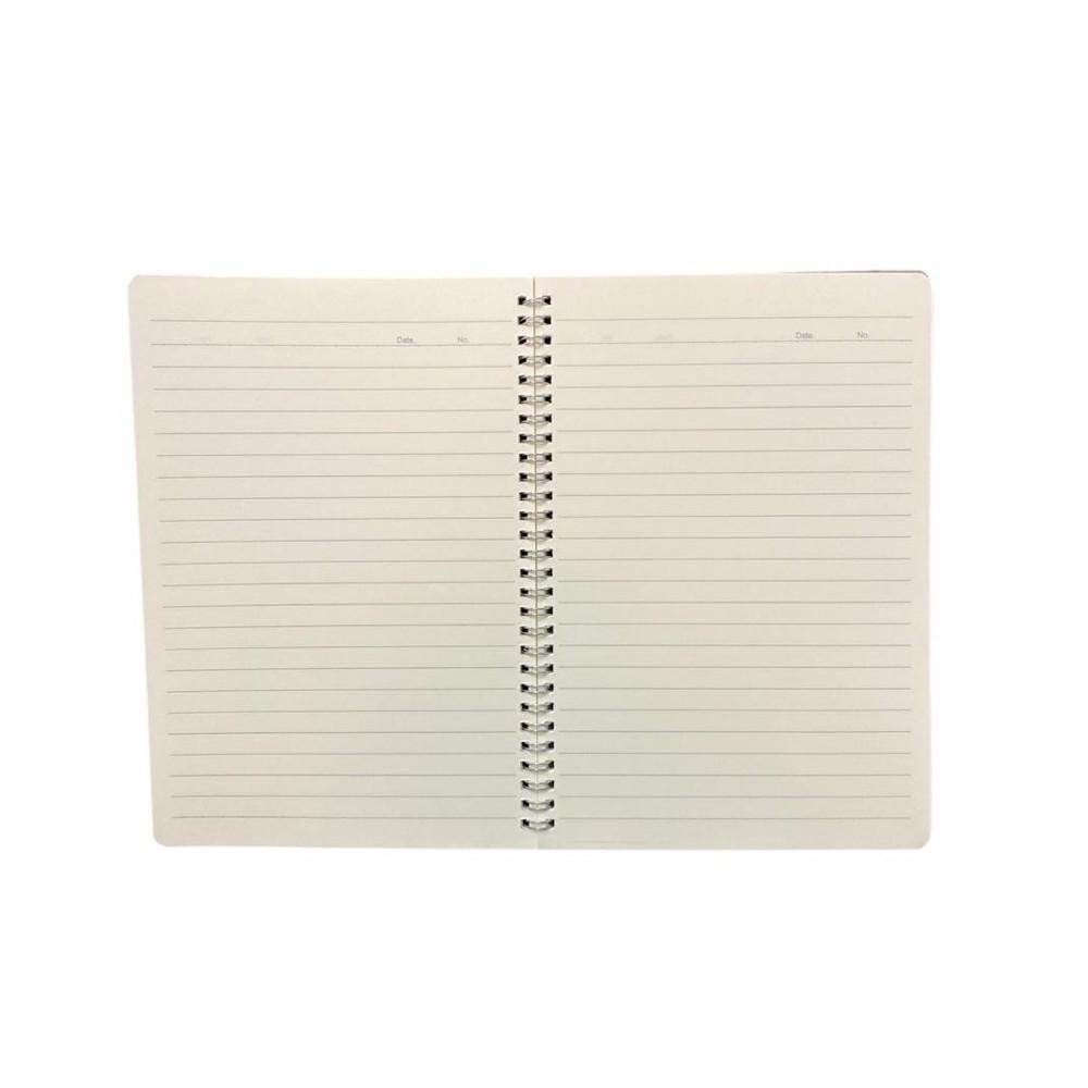 Caderno de Anotações 66 Folhas  - Papel Pautado