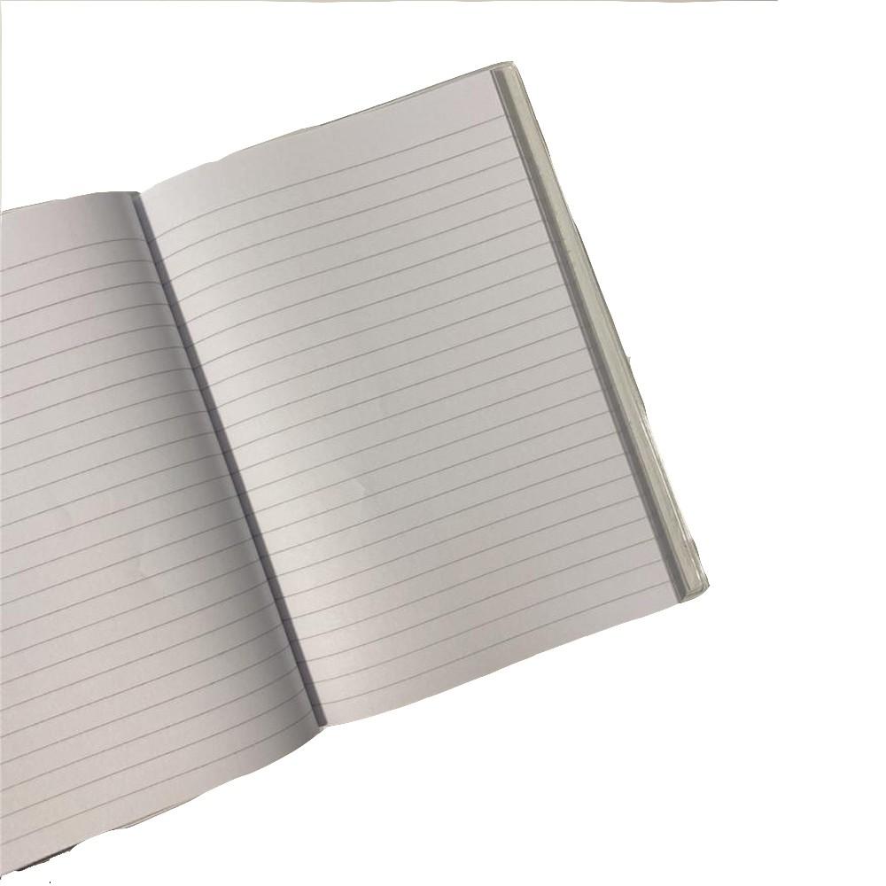 Caderno de Anotações Goooo...  - Papel Pautado
