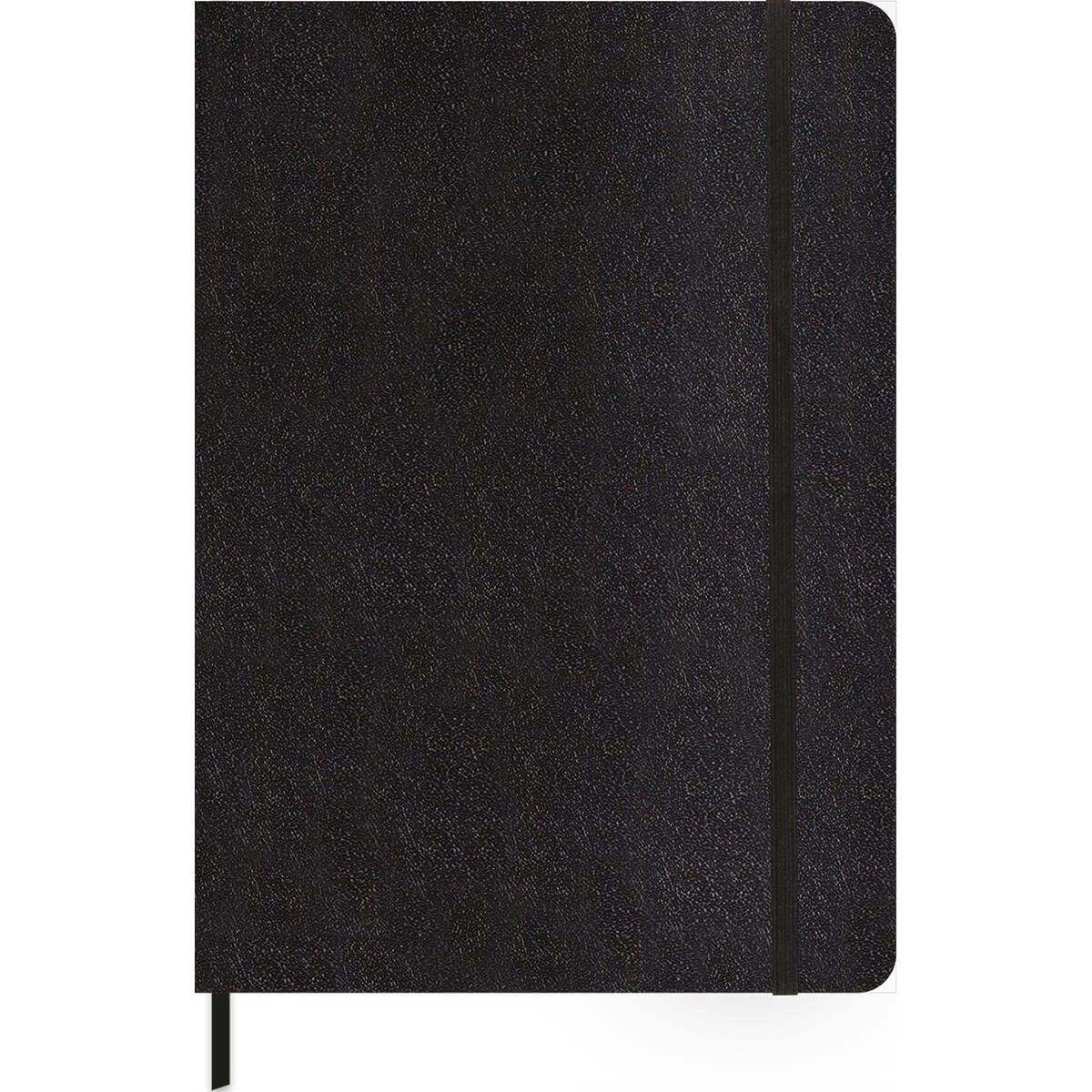 Caderno Executivo Cambridge Preto M Pautado
