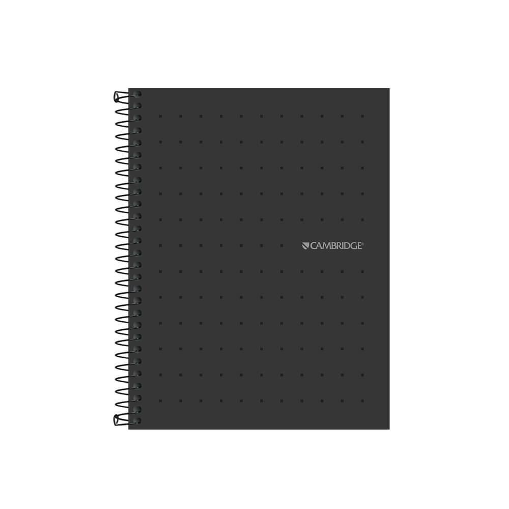 Caderno Executivo Capa Plástica s/ Pautas Tilibra  - Papel Pautado
