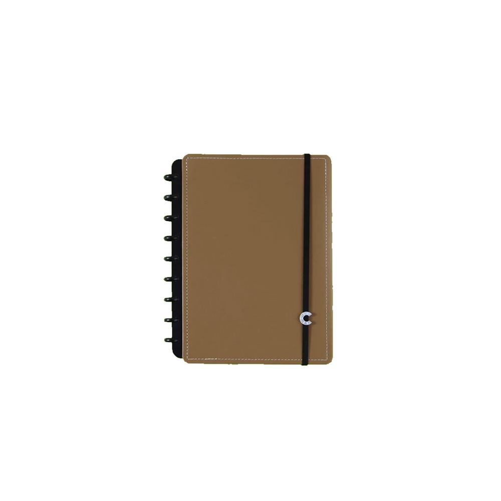 Caderno Inteligente Caramelo  - Papel Pautado