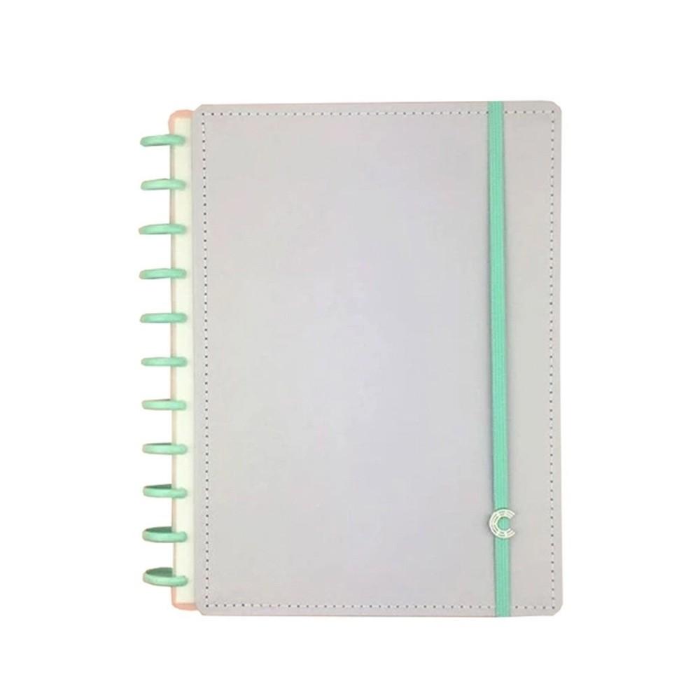 Caderno Inteligente Pastel G+  - Papel Pautado