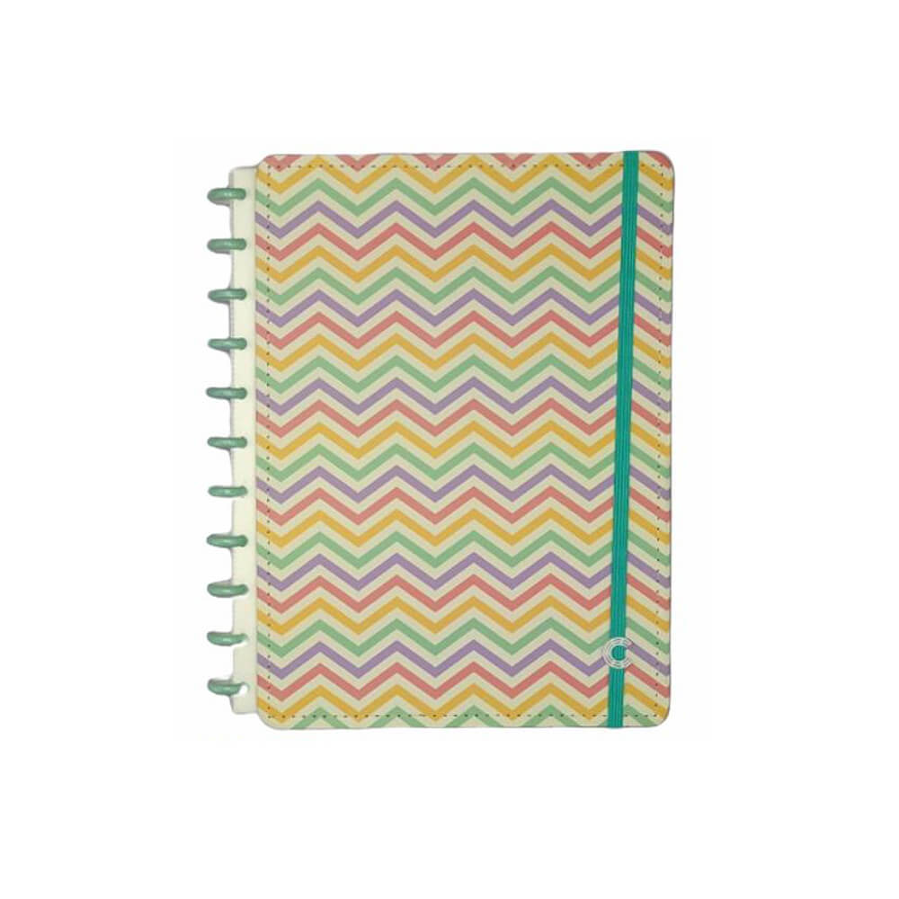 Caderno Inteligente Popy  - Papel Pautado