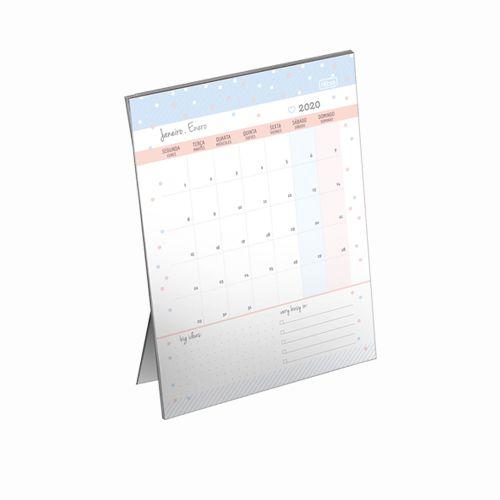 Calendário Planner de Mesa Soho 2020