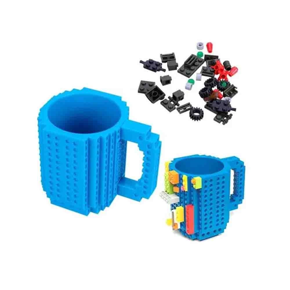 Caneca Lego  - Papel Pautado