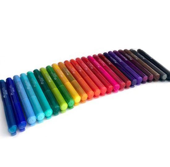 Caneta Fine Pen FC 0,4mm  - Papel Pautado