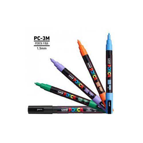 Caneta Posca PC-3M