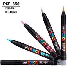 Caneta Posca PCF-350 Brush