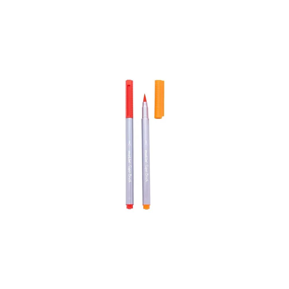 Caneta Super Brush Molin  - Papel Pautado