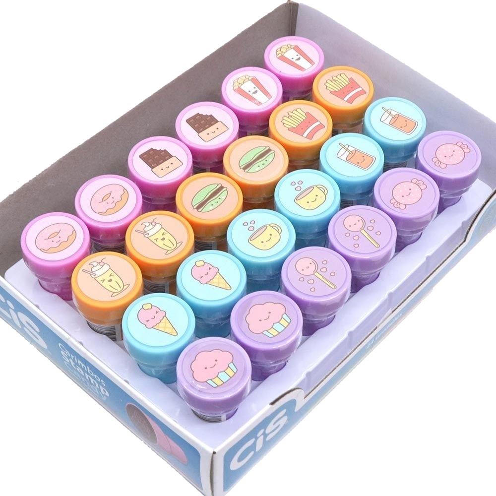 Carimbo Cis Stamp Candy  - Papel Pautado
