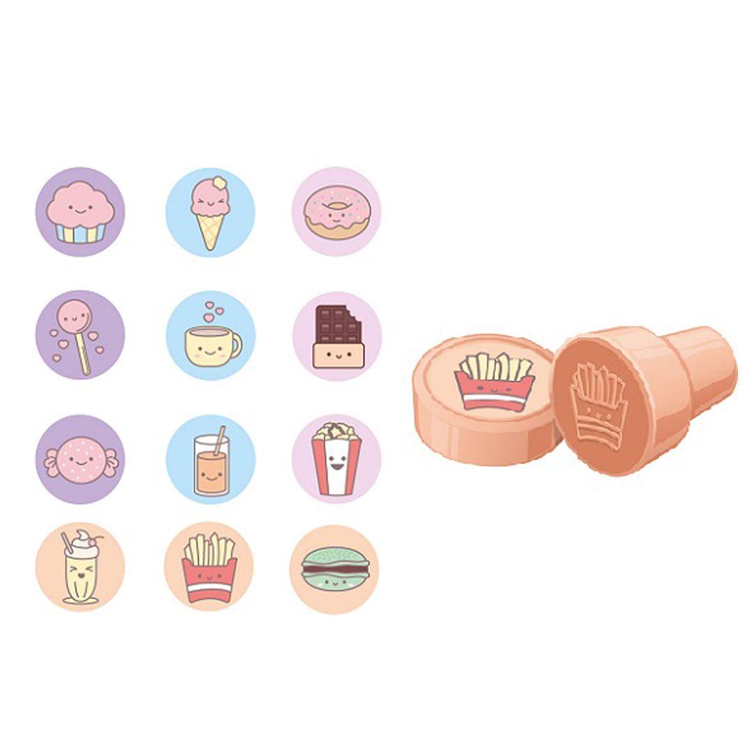 Carimbo Stamp Candy