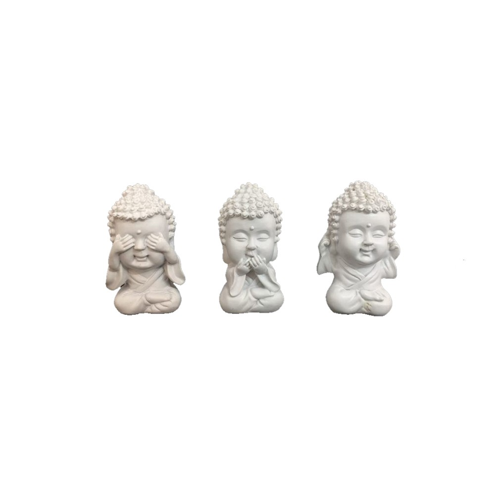 Conjunto Mini Buda   - Papel Pautado
