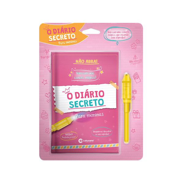 Diário Secreto para Meninas