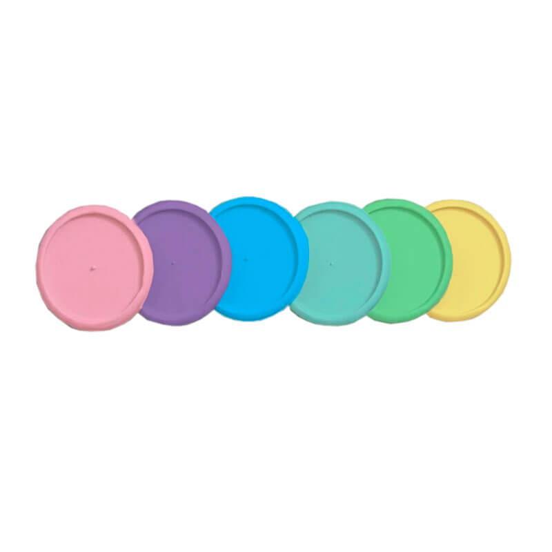 Discos + Elastico Caderno Inteligente - M 23mm  - Papel Pautado