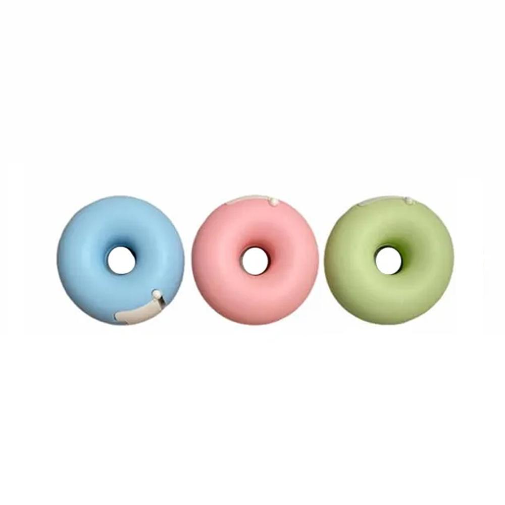 Dispenser de Fita Donuts   - Papel Pautado