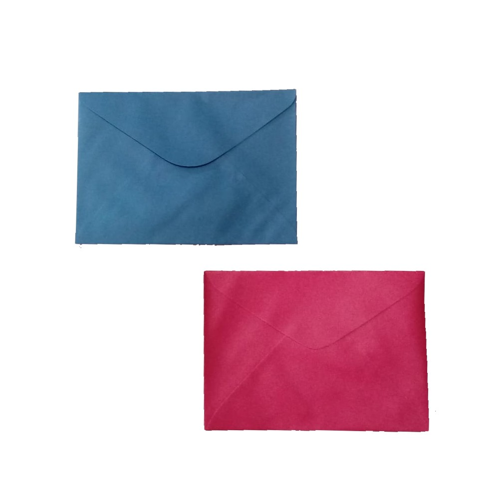 Envelope p/ Convite 115mm x 162mm Bag  - Papel Pautado