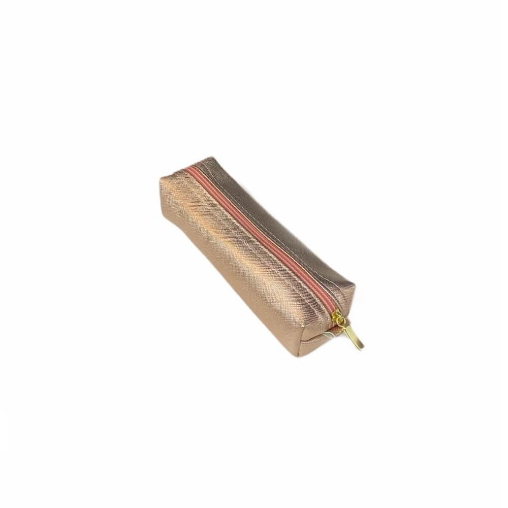 Estojo Baú Metalizado Fizz  - Papel Pautado