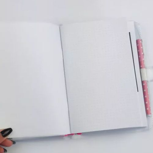 Evercase Holográfica Cutie Evertop  - Papel Pautado