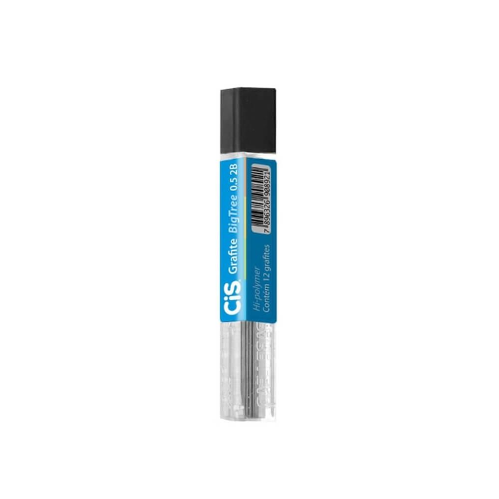 Grafite Cis BigTree 0,5 2B  - Papel Pautado