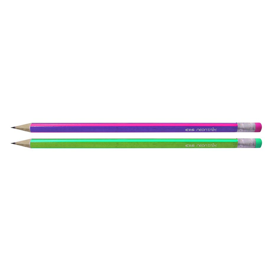 Lápis Cis NeonTrix  - Papel Pautado