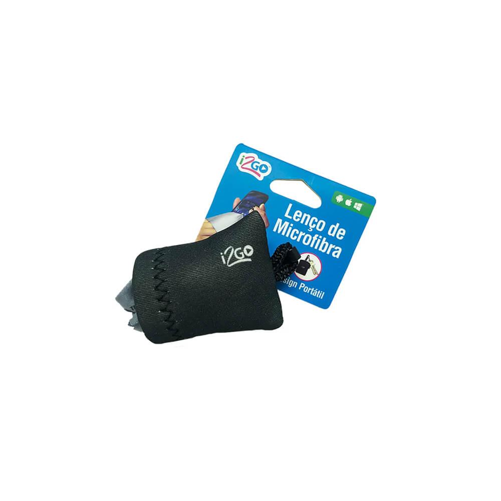 Lenço de Microfibra I2GO  - Papel Pautado